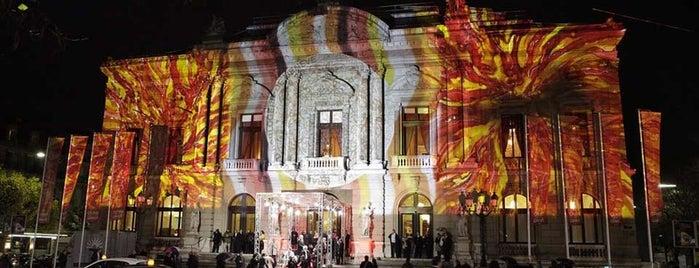 Grand Théâtre de Genève is one of Закладки IZI.travel.