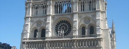 Собор Парижской Богоматери is one of Закладки IZI.travel.