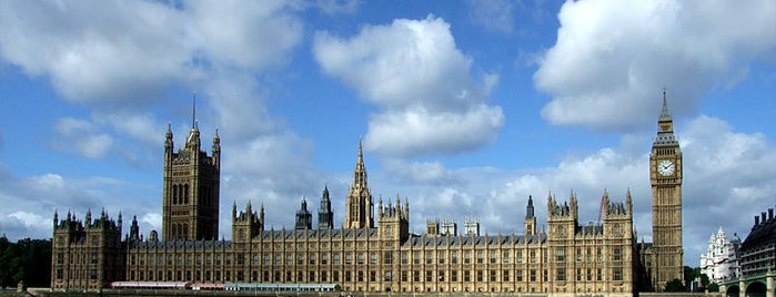 Houses of Parliament is one of Закладки IZI.travel.