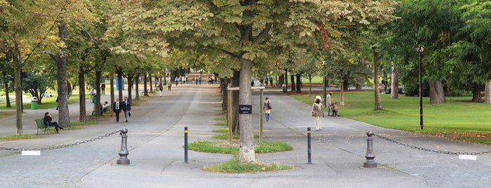 Parc des Bastions is one of Закладки IZI.travel.