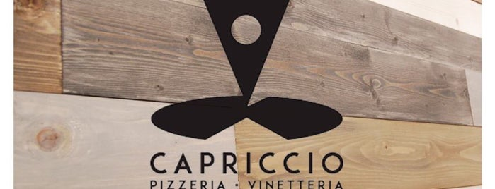 Il Capriccio is one of Pizzerie top.