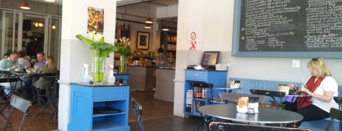 Service Station Cafe is one of Restaurant.