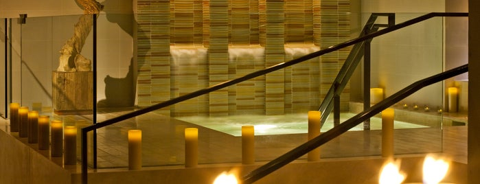 The Setai Spa Wall Street is one of The 15 Best Places for a Meditation in New York City.