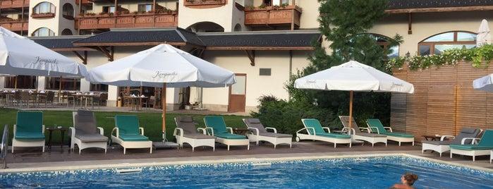 Kempinski Swimming Pool is one of Bulgaria.