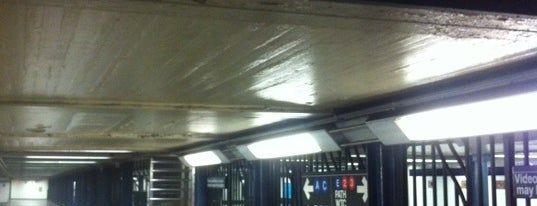 """MTA Subway - Chambers St (A/C/E) is one of """"Be Robin Hood #121212 Concert"""" @ New York!."""