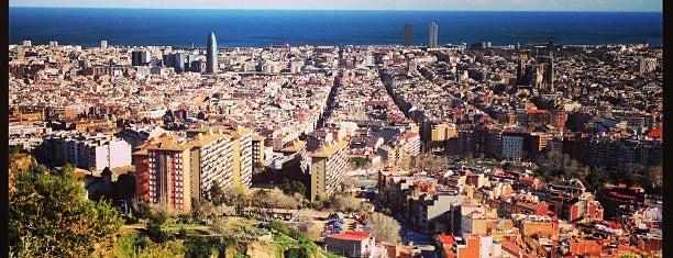 Turó de la Rovira is one of My Barcelona!.