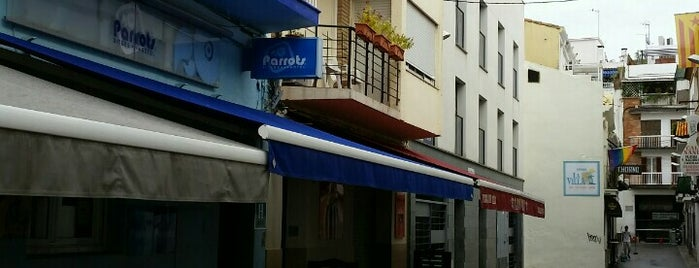 Parrots Sitges Hotel is one of Barcelona Gayfriendly.