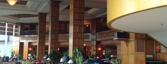 Shangri-La Hotel is one of Sparkling Surabaya.