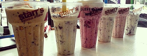 Starr's Famous Shakes is one of Foodtrip.