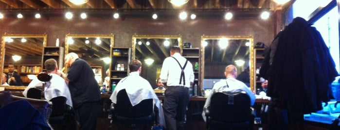 The Modern Man Barber Shop is one of Portland Trip.
