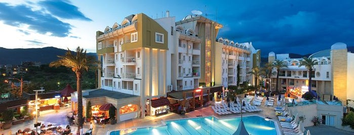 Grand Cettia Hotel Marmaris is one of Marmaris Otelleri.
