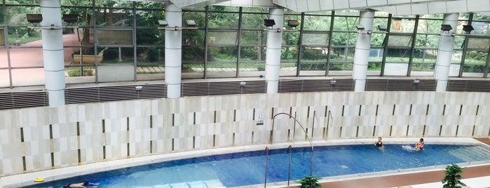Alexander Club is one of Healthy Beijing.