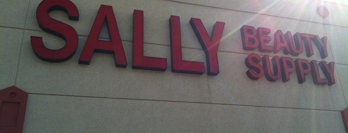 Sally Beauty Supply is one of Guide to Greenfield's best spots.
