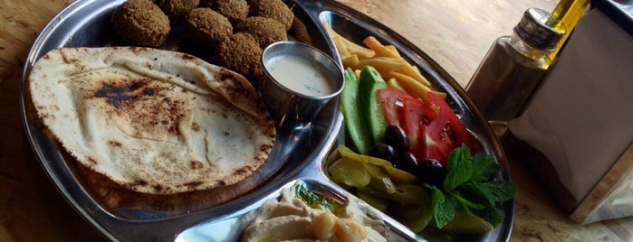 Operation:Falafel is one of Top Restaurants in Dubai.