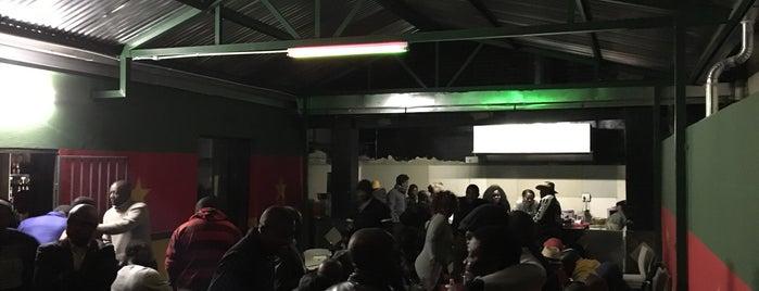 La Camerounaise is one of Johannesburg.