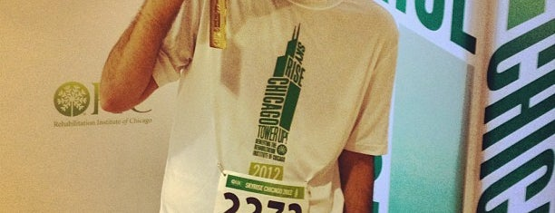 SkyRise Chicago is one of running.