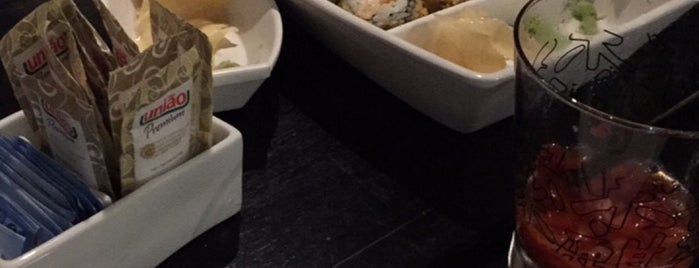 AkyRio Sushi is one of Guia Rio Sushi by Hamond.
