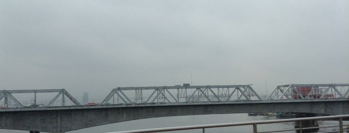 Rama VII Bridge is one of Bridges.