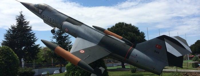 Havacılık Müzesi is one of Tarih/Kültür (Marmara).