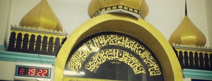มัสยิดบ้านบน is one of มัสยิด, บาลาเซาะฮฺ, สถานที่ละหมาด.