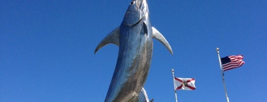 IGFA Fishing Hall of Fame & Museum is one of Things to See.