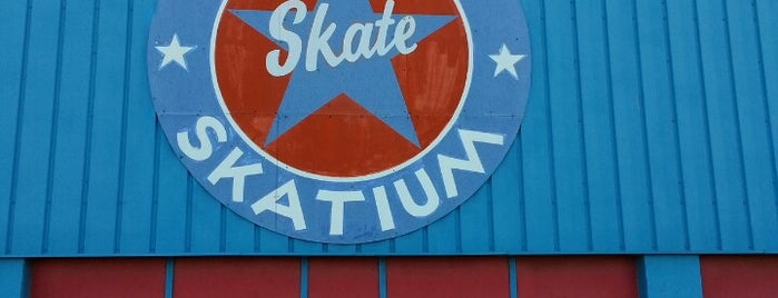Texas Skatium is one of Fun Places.