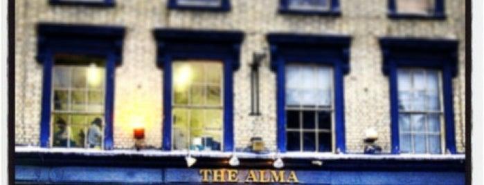 London Pubs - Ambrosia