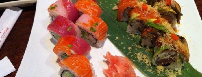 Yu-Mi Sushi is one of The 13 Best Japanese Restaurants in Chesapeake.