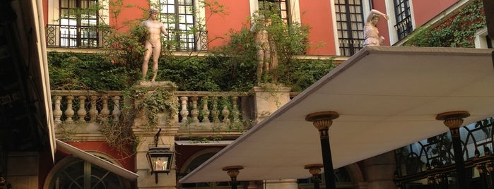 Hôtel Costes is one of Hotels Round The World.