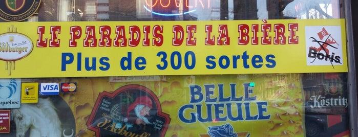 Supermarché Rahman / Le Paradis De La Bière is one of Microbrasserie.