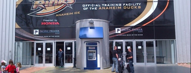 The Rinks Anaheim Ice is one of My favorite places!.