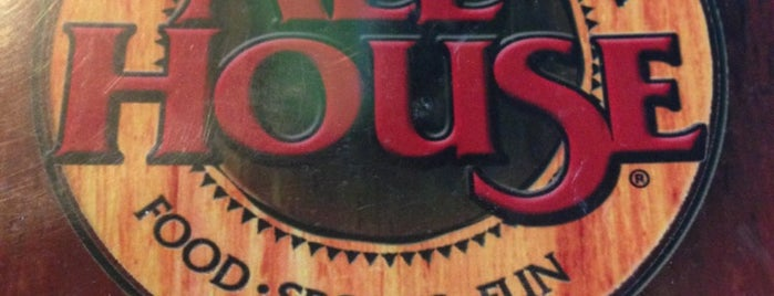 Carolina Ale House is one of Top 10 dinner spots in Augusta, GA.