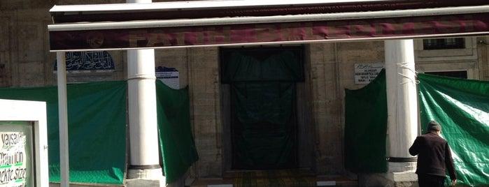 Hadım İbrahim Paşa Camii is one of MİMAR SİNAN ESERLERİ.