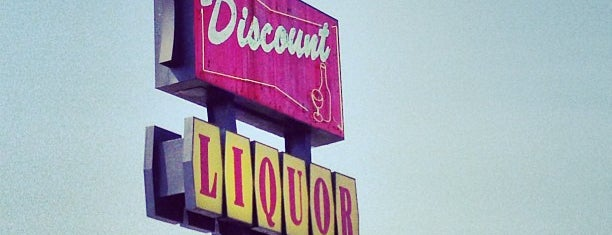 Discount Liquor is one of The 15 Best Places for Wine in Milwaukee.