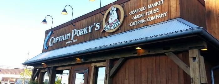 Captain Porky's is one of Unofficial LTHForum Great Neighborhood Restaurants.