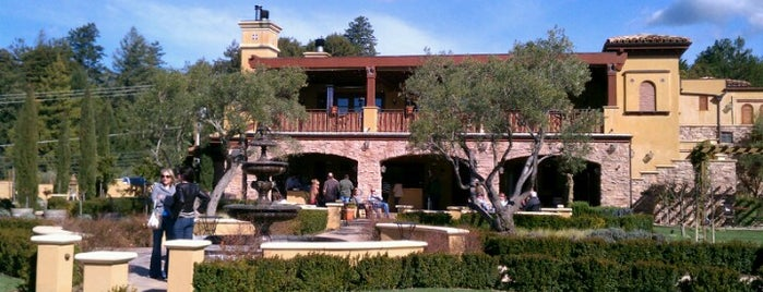 Regale Winery & Vineyards is one of Olly Checks In San Jose.