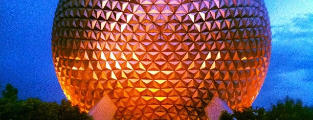 Epcot is one of Florida.