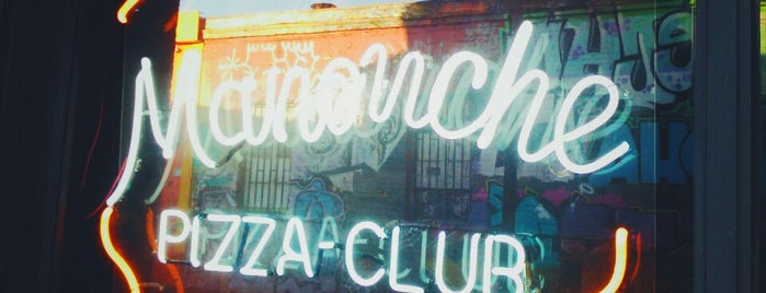 Manouche Pizza Club is one of Bebestibles.
