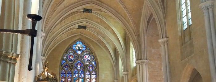Église Saint-Jean-de-Malte is one of Aix.