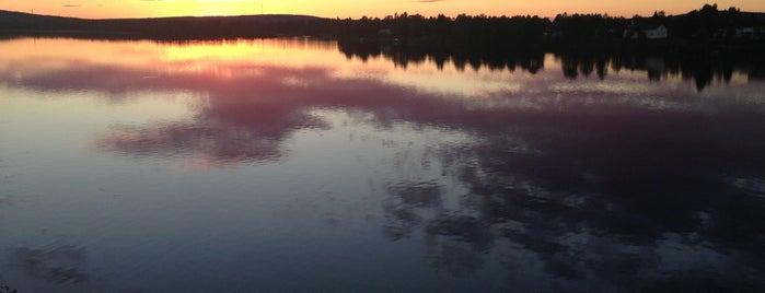 Ounasvaaran Pirtit is one of Rovaniemi in 5 days!.