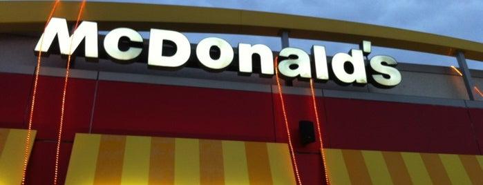 McDonald's is one of Jordan.