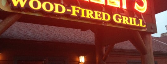 Grizzly's Wood-Fired Grill is one of Specials and Freebies.