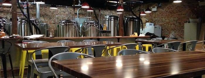 Triple Crossing Beer - Downtown is one of Drink!.