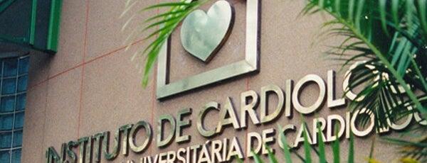 Instituto de Cardiologia de Natal is one of conheço.