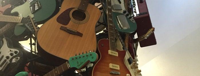 Fender Visitor Center is one of Nikki Kreuzer's Offbeat L.A..