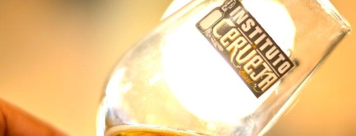 Instituto da Cerveja Brasil is one of Preciso visitar - Loja/Bar - Cervejas de Verdade.
