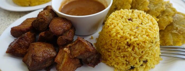 San Juan BBQ is one of LA Foodie list.
