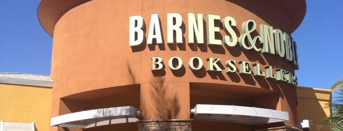 Barnes & Noble is one of The 11 Best Bookstores in Phoenix.