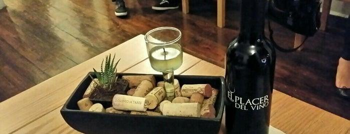 El Placer del Vino is one of DF.