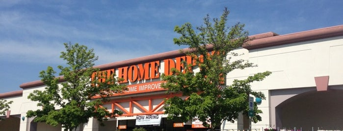 The Home Depot is one of Washington.